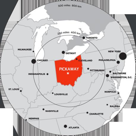 Why Pickaway County Pickaway Progress Partnership Economic